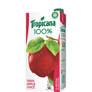 Tropicana Apple 100% Juice