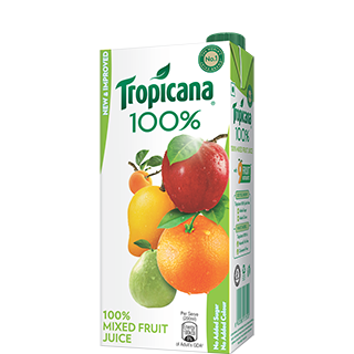 Tropicana Mixed Fruit 100% Juice