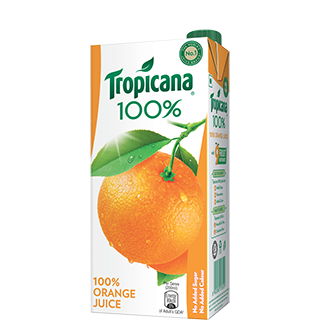 Tropicana Orange 100% Juice