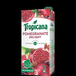 Tropicana Pomegranate Delight Fruit Juice