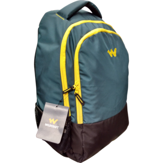Wildcraft Axis Plus RC Blue Backpack