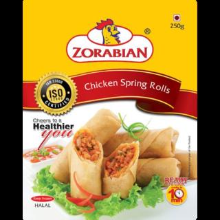 Zorabian Chicken Spring Roll