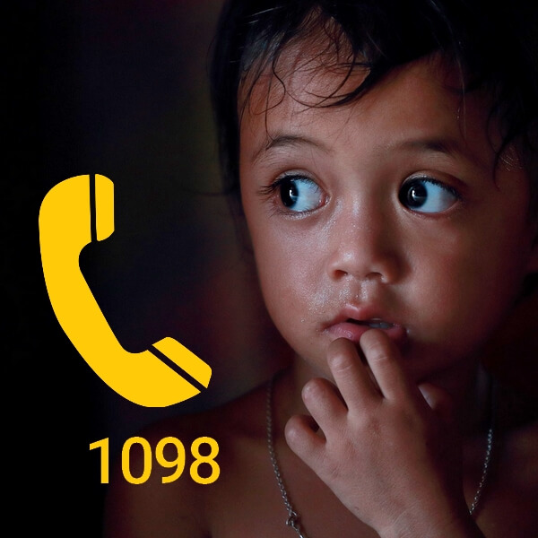 Child Helpline Night and Day