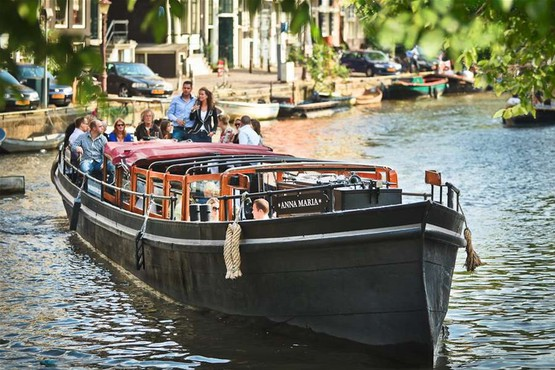 Amsterdam Fleet | 8 to 65 persons