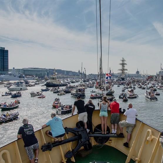 Dutch Fleet | 24 to 250 persons