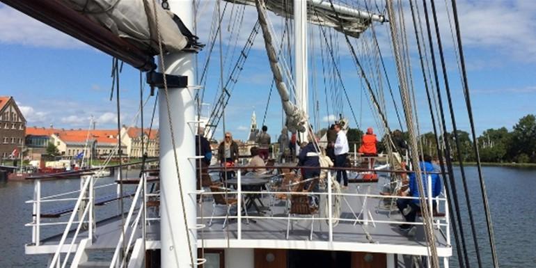 Blog Marker Wadden Expeditie Hoorn