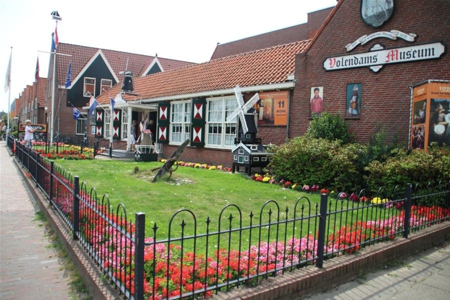 Detail image of City walking tour in Volendam