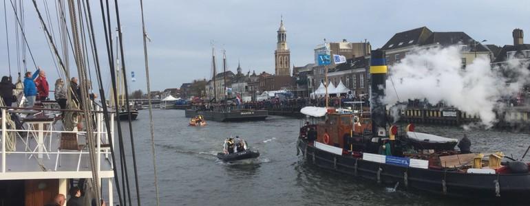 Meer dan een kwart miljoen bezoekers tijdens Sail Kampen