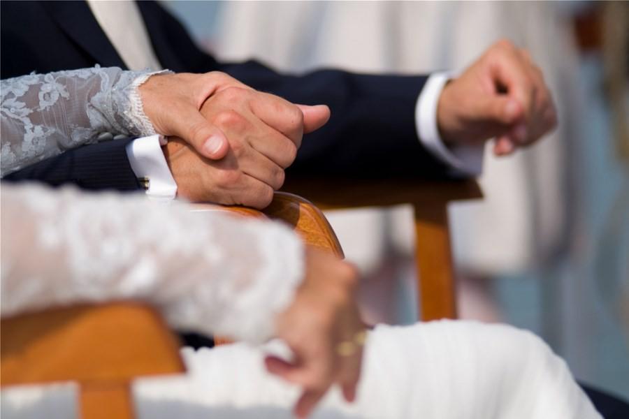 Detailafbeelding van Voordelig trouwen op maandag of dinsdag