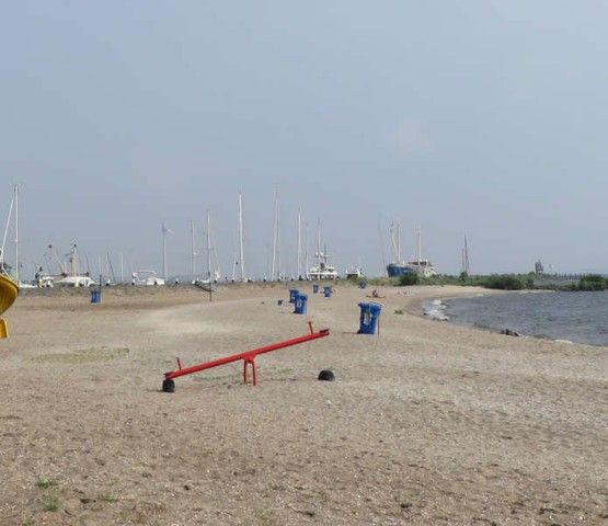 Urker strand