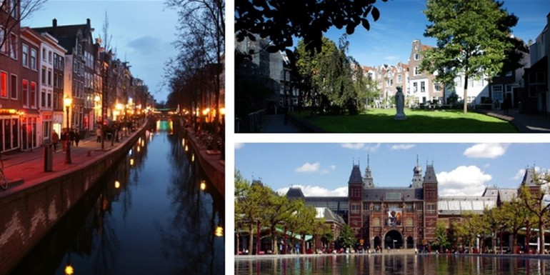 Must Visits in Amsterdam