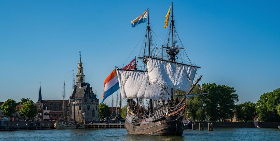 Museumsschiff Halve Maen