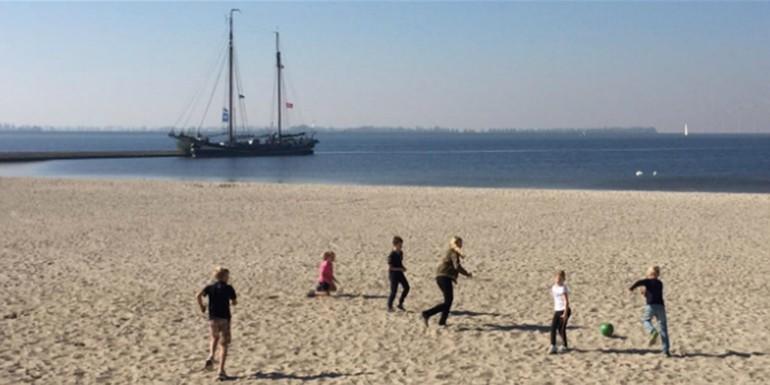 Strand IJsselmeer Lemmer