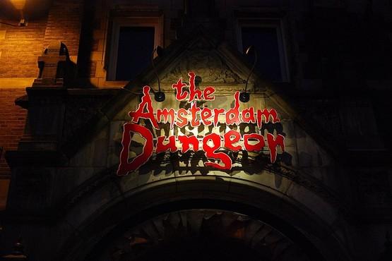 Der Amsterdam Dungeon