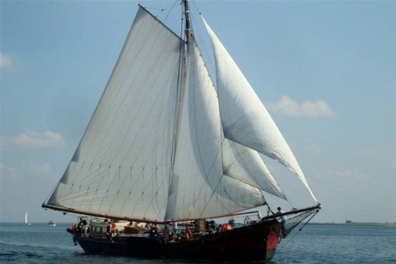 Schiff oder Boot chartern