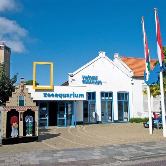 Natuurmuseum en Zee-aquarium