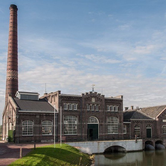 Niederländisches Dampfmaschinenmuseum