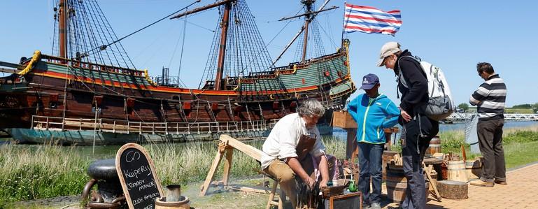 Blog Reistip: Batavialand, een van de watericonen langs het Markermeer