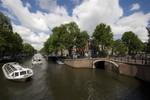 Kleine afbeelding 2 van Stadswandeling in Amsterdam
