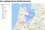 Miniaturansicht 6 von Neu angelegte Marker Wadden besuchen