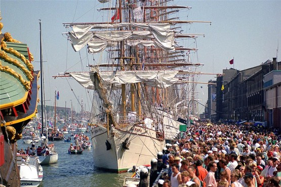 Sail Amsterdam tickets