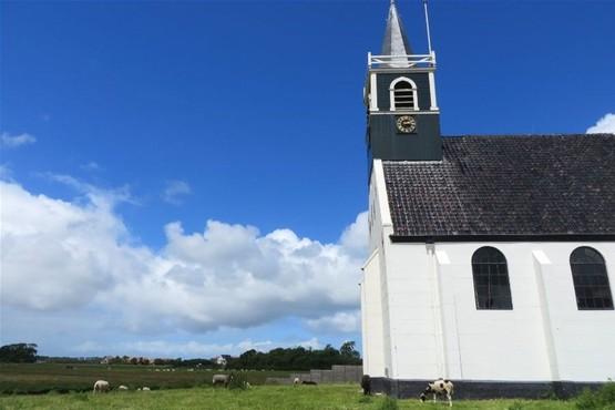 Wandeling over het eiland Texel