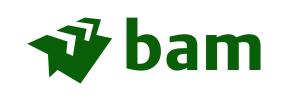 Logo Koninklijke BAM Groep nv