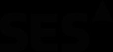 Logo SES - Société Européenne des Satellites