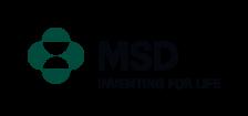 Logo Merck Sharp & Dohme B.V.